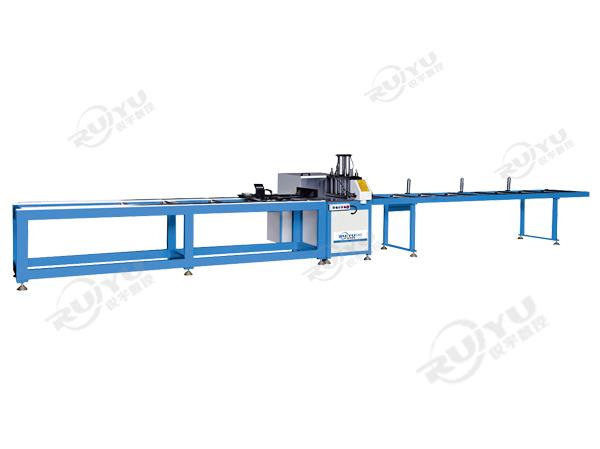 铝模板设备铝模板数控定尺单头切割锯LJZIX-CNC-6003000