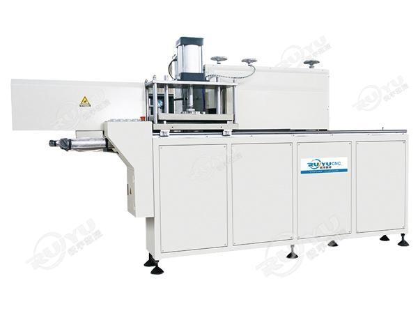 铝型材自动端面铣床(五刀) LME-250A