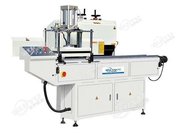 铝型材重型自动端面铣床(新五刀)LME-250B