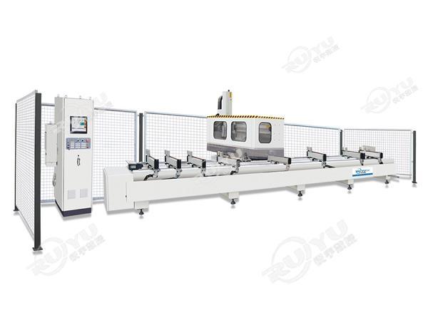 新型高速四轴数控加工中心GFA-CNC-7000/9000