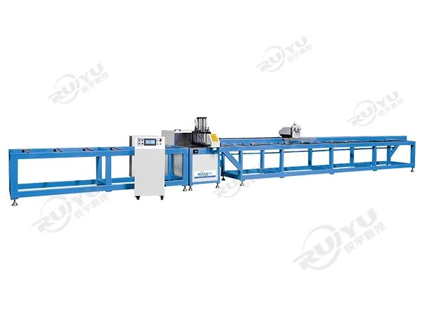 铝模板设备铝模板90度(数控)自动送料单头切割锯LJJE-CNC-600