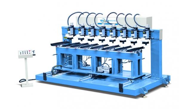 铝模板数控铣槽机 XCJC-2700(新式)