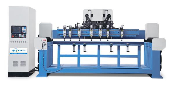 铝模板设备铝模板专用数控铣槽机XCJ-CNC