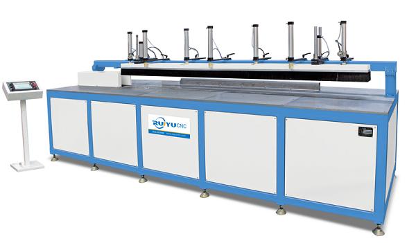 济南铝模板数控推台锯 LTTJ-CNC-500