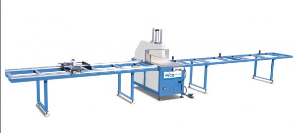 铝模板设备铝模板数显定尺单头切割锯LJSC-500