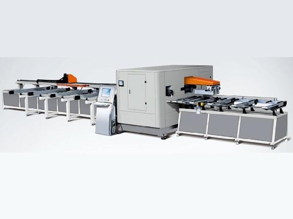 铝型材数控锯切加工中心